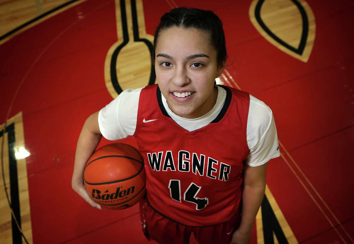 Amber Ramirez, a senior at Wagner High School, was named the 2016 Express-News Girls Athlete of the Year.