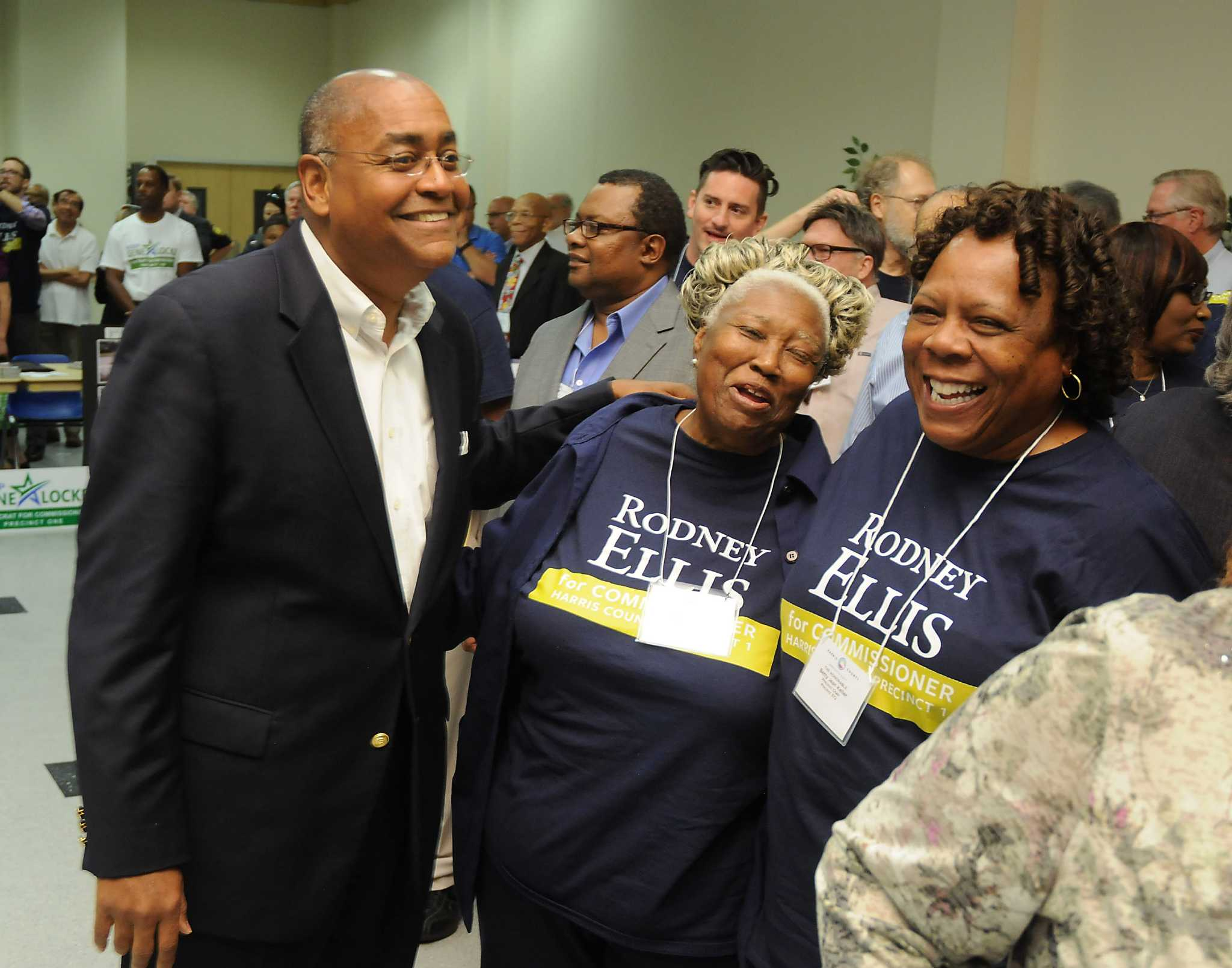 State Sen. Ellis wins race for Harris County commissioner ...