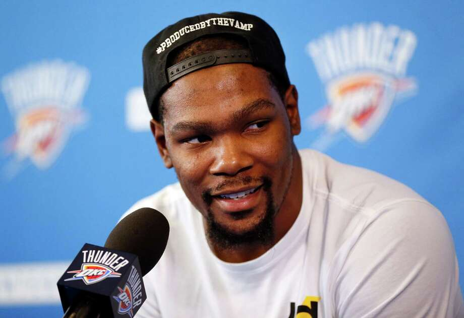 Durant, the face of the Oklahoma City franchise since its move from Seattle in 2008, is heading into free agency, and what he chooses to do could shake up the NBA landscape.Click forward to get caught up on the big remaining dates and deadlines for the Spurs and other free agents. Photo: Nate Billings / Associated Press / THE OKLAHOMAN