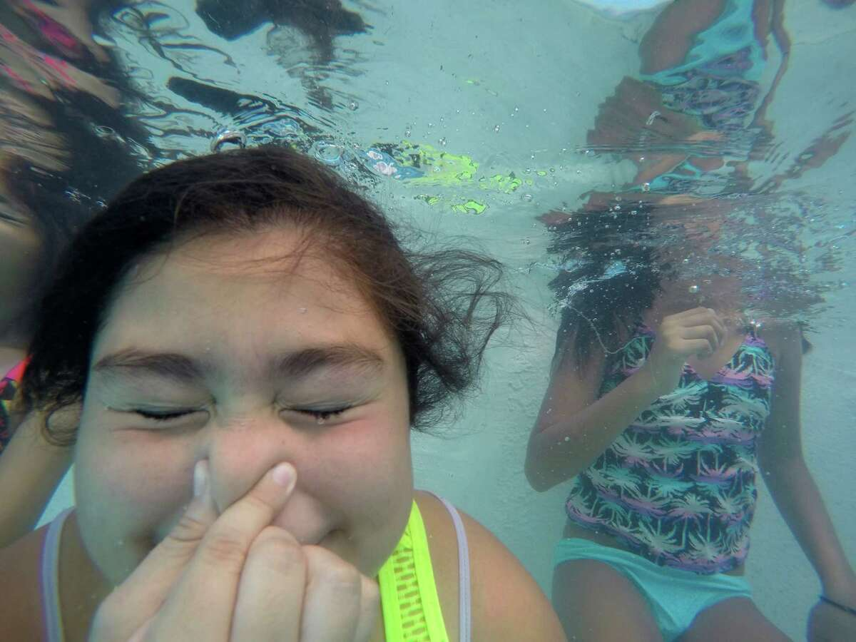 Click ahead to see the 23 pools where San Antonians can swim for free.