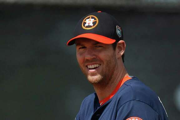 A year after struggles relegated him to the Nationals' bullpen, Doug Fister leads the Astros in wins (eight), quality starts (11) and starter's ERA (3.21).