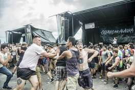 San Antonio has a long history with the Warped Tour.