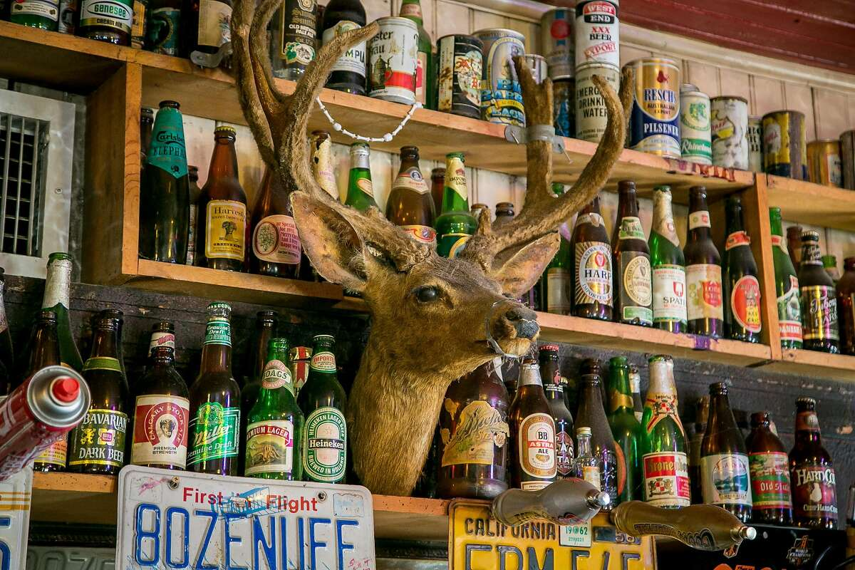 Famous watering hole Alpine Inn Beer Garden lives up to legend ...