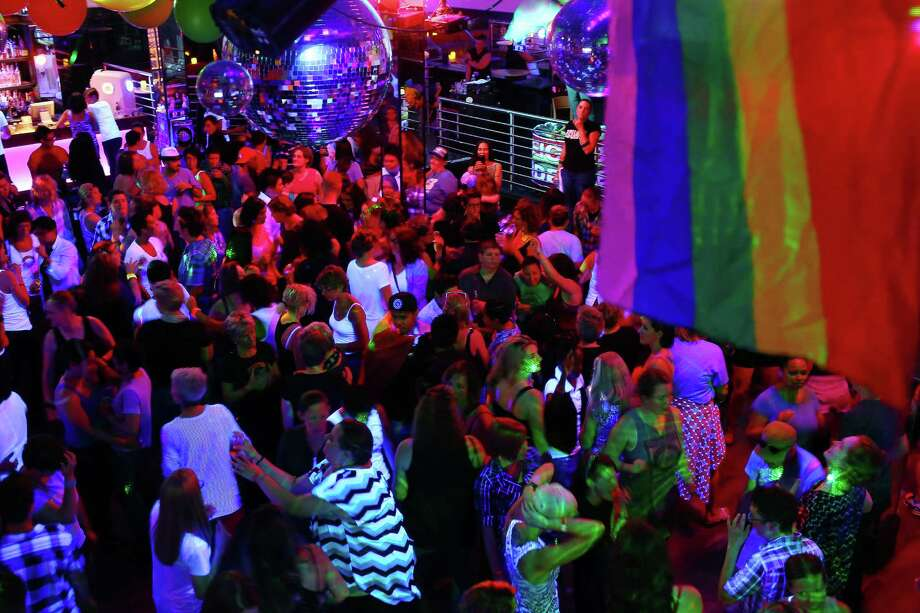 Seattle gay population