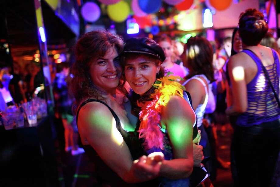 Ever wonder how Seattle's Capitol Hill neighborhood became a center of LGBT life? Take a look. Photo: GENNA MARTIN, SEATTLEPI.COM / SEATTLEPI.COM
