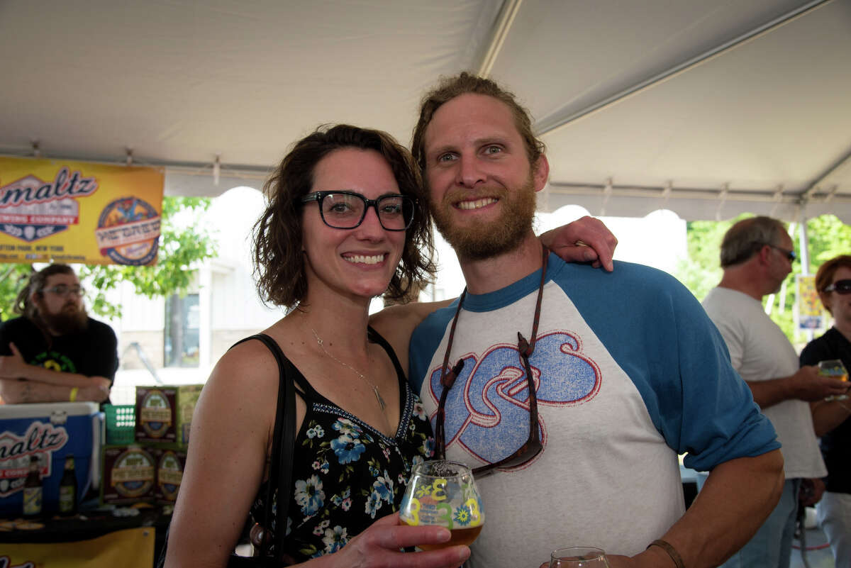 Were you Seen at the Shmaltz Brewing Company's Third Anniversary Bash at the brewery in Clifton Park on Saturday, June 25, 2016?