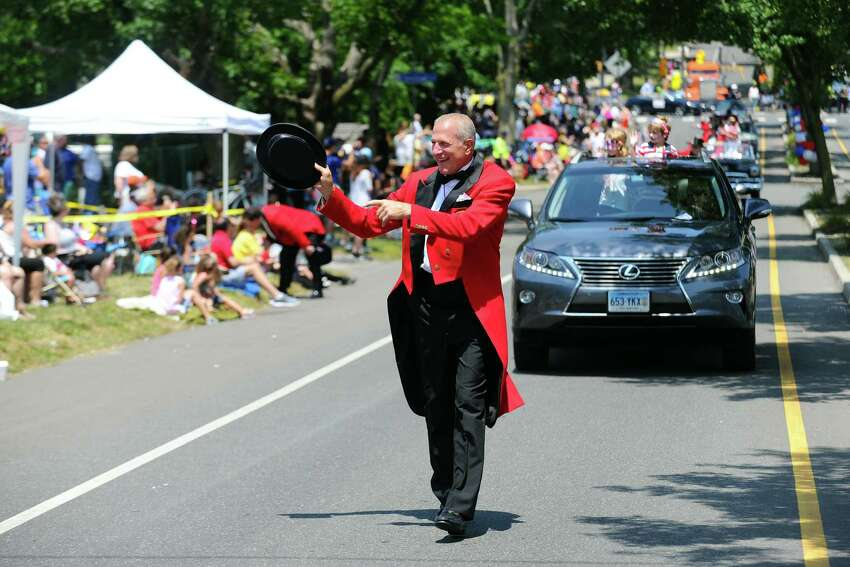 2008 Barnum Festival Ringmaster: Mayor Mark Lauretti