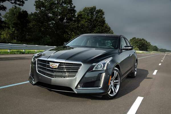 a3943c2cb1f 3of27The Cadillac CTS from 2007 is the car Garcon is still driving. This is  the 2017 model.Photo  Cadillac