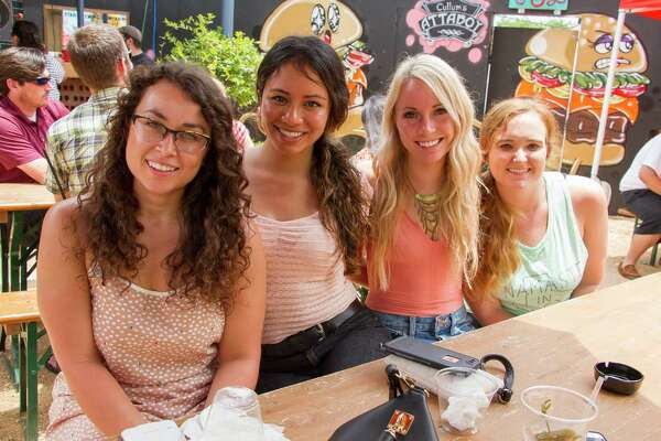 """Just in time for the series' season six finale, San Antonio got its fill of """"Game of Thrones"""" during the """"Brunch of Thrones"""" Sunday, June 26, 2016, at the Paper Tiger. The pre-finale meet up featured tunes by DJ Pulp and artist John Picacio."""