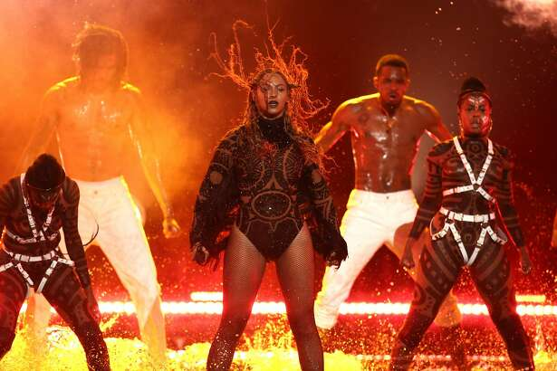 Beyonce performs �Freedom� at the BET Awards at the Microsoft Theater on Sunday, June 26, 2016, in Los Angeles. (Photo by Matt Sayles/Invision/AP)