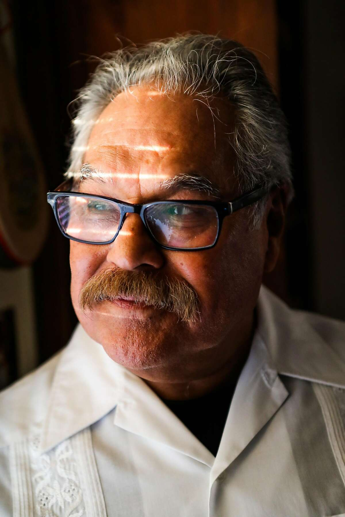 Luis Valdez is director, producer, writer and leader at el Teatro Campesino.