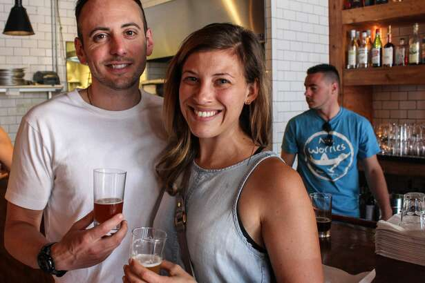 Bar Sugo in Norwalk held SUGO SOCIAL on June 26, 2016. The event, hosted by Ken Tuccio from the Welcome To Connecticut Podcast, featured a pig roast from Chef Pat Pacarella at Bar Sugo, local beer from No Worries Brewing in Hamden CT and a stand up comedy show featuring 3 Connecticut based stand up comedians; Dan Kalwhite, Howie Mason and Kevin Fitzgerald. Were you SEEN?