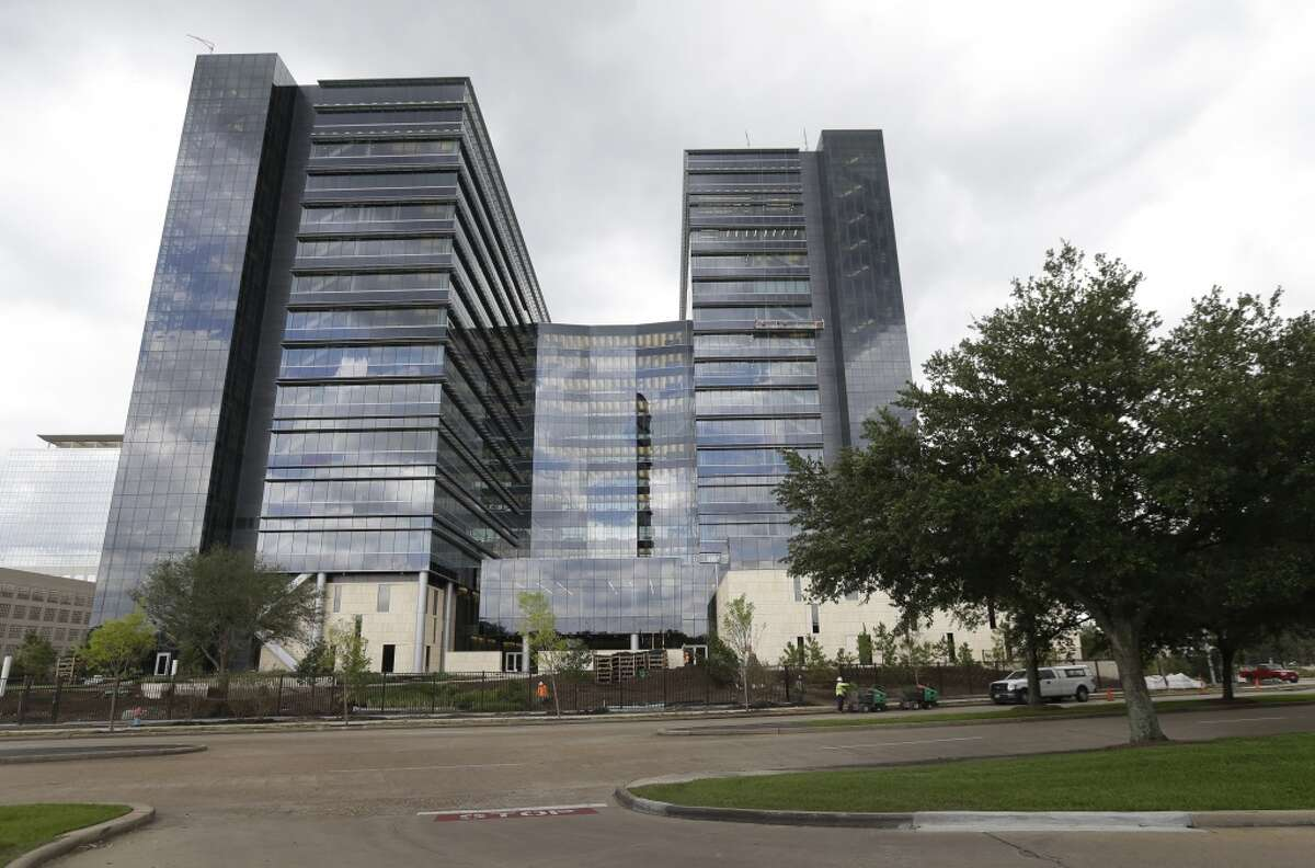 The Phillips 66 headquarters, 2331 CityWest Blvd., is shown Tuesday, June 21, 2016, in Houston. ( Melissa Phillip / Houston Chronicle )