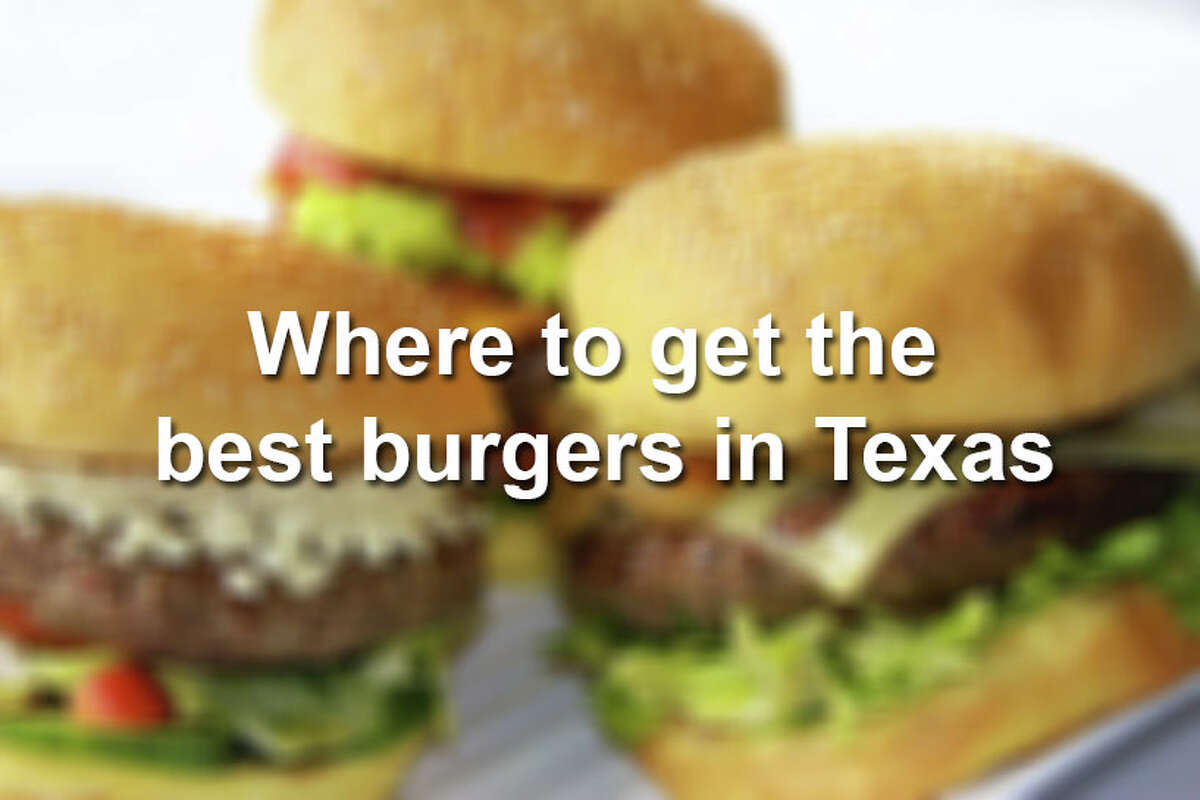 Twelve Texas burger joints made The Daily Meal's