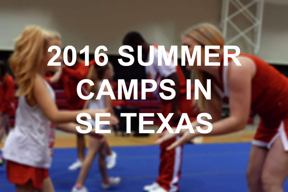 Scroll through to see photos from summer camps around Southeast Texas during the summer of 2016. Photo: Ryan Pelham/The Enterprise / ©2016 The Beaumont Enterprise/Ryan Pelham