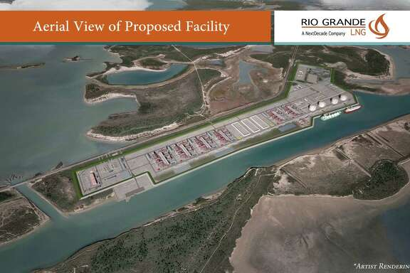 The Woodlands-based NextDecade plans to start construction by the end of 2017 on the 1,000-acre Rio Grande LNG project in Brownsville. The first of three phases is projected to cost $6 billion.