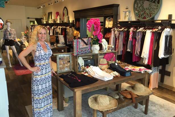 NEW FASHION STORES: Scout &lly's, which opened in early 2016, is owned by Susan Bradley and located at 3311 Westpark Drive. westu.scoutandmollys.com