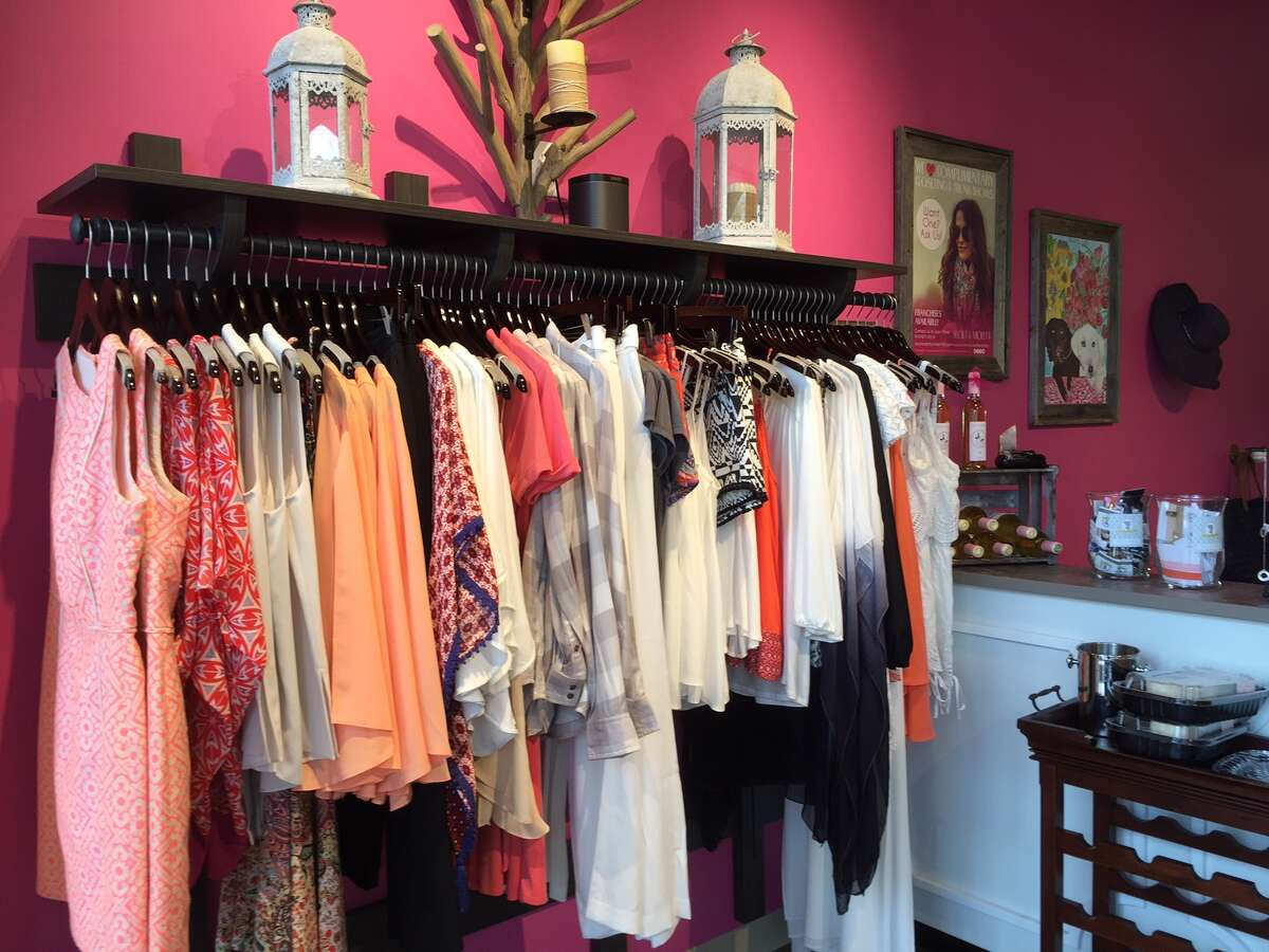 WHAT YOU'LL FIND: Scout & Molly's has popular brands such as BCBGMaxAzria, Drew, Amour Vert, Rachel Pally and Lavender Brown. Local brands include Joy Joy (apparel), Jade (apparel), Sofia (silk designer), Ashley Nicole Jewels.
