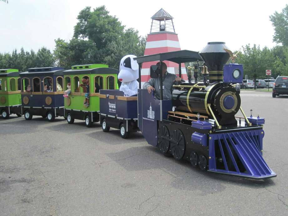 The Solar Express under way in 2012 at Stepping Stones Museum for Children in Norwalk, Conn. Photo: Contributed Photo / Contributed Photo / Connecticut Post Contributed