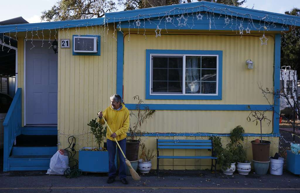 A Judge Ruled Buena Vista Mobile Home Park Residents In Palo Alto Must Be Paid By