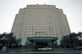 Shamrock Hilton Hotel, Oct. 4, 1985.