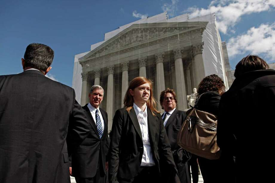 In rejecting Abigail Fisher's challenge to a race-conscious admissions program at the University of Texas at Austin recently, the Supreme Court handed supporters of affirmative action a victory. But the victory should have been more complete. Photo: New York Times File Photo / NYTNS