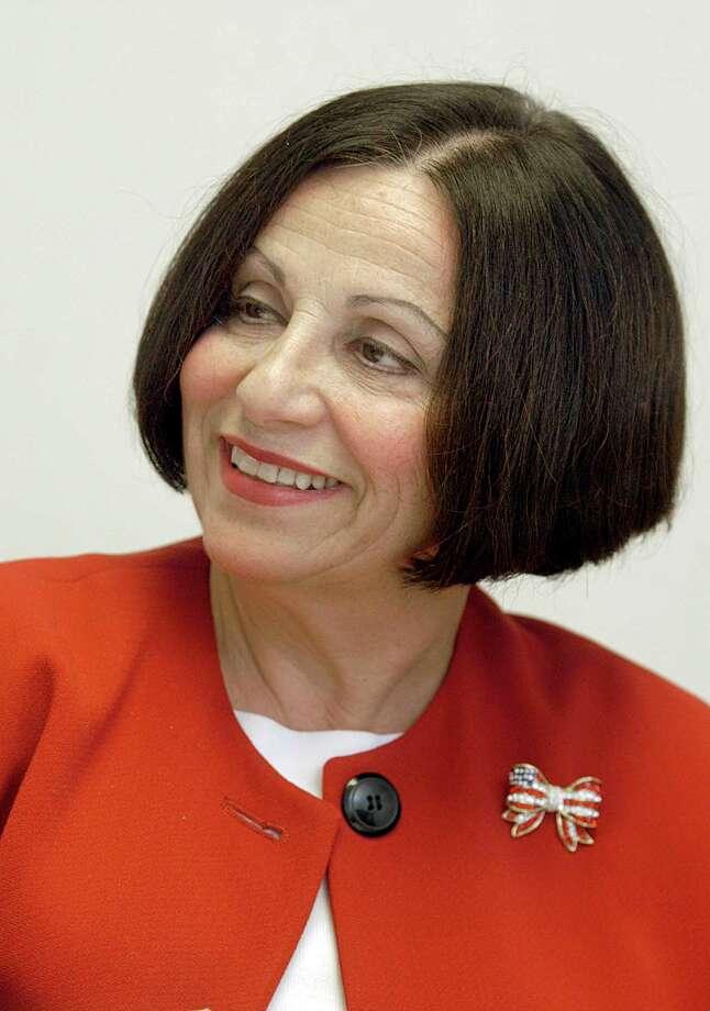 state Sen. Toni Boucher, R-Wilton Photo: Carol Kaliff / Hearst Connecticut Media / The News-Times