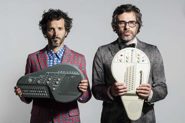 Flight of the Conchords: Bret McKenzie and Jemaine Clement