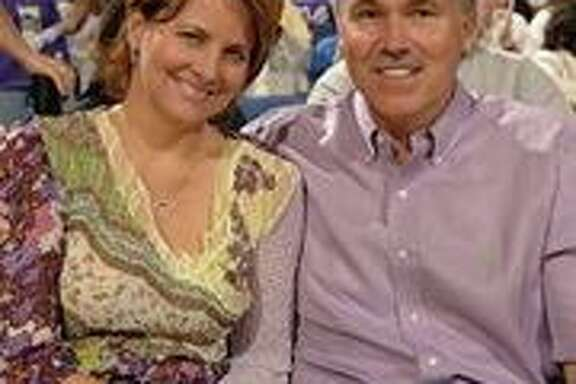 Laurel and Mike D'Antoni