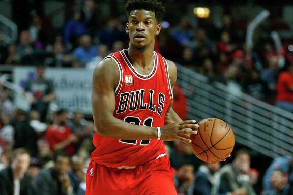 While many NBA players chose not to go to Brazil, the Bulls' Jimmy Butler, left, and the Clippers' DeAndre Jordan are excited about the opportunity.
