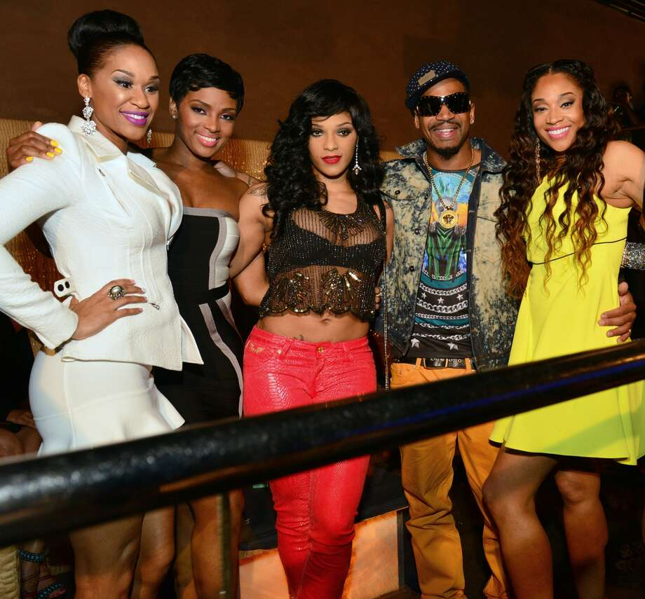 """Some of the """"Love and Hip Hop: Atlanta"""" cast are shown in 2013. The show remains a ratings winner.Keep clicking to see the most-watched reality show in each state. Photo: Prince Williams/FilmMagic"""