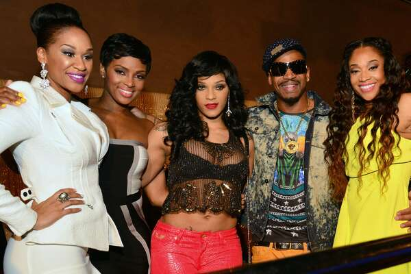 """Some of the cast members of """"Love and Hip Hop: Atlanta"""" are shown in 2013. The show remains a ratings winner for VH1, but its cast may be on the chopping block."""