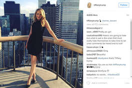 Donald Trump's daughter, Tiffany, is having the best time ever  by the looks of her Instagram.