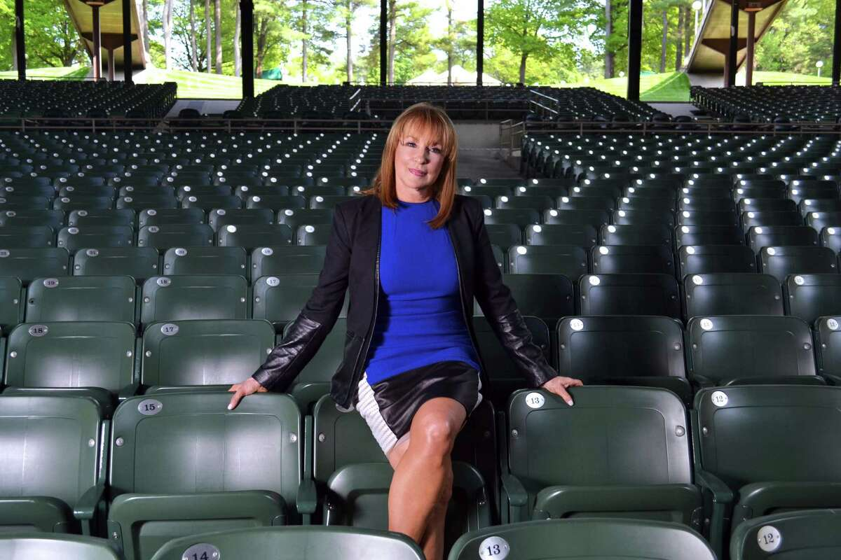 You?re a product of who you choose to be based on what?s happened to you in your life and childhood. You have to move on and become stronger because life is going to throw obstacles to climb over. - Marcia White, Saratoga Performing Arts Center (Colleen Ingerto / Times Union)