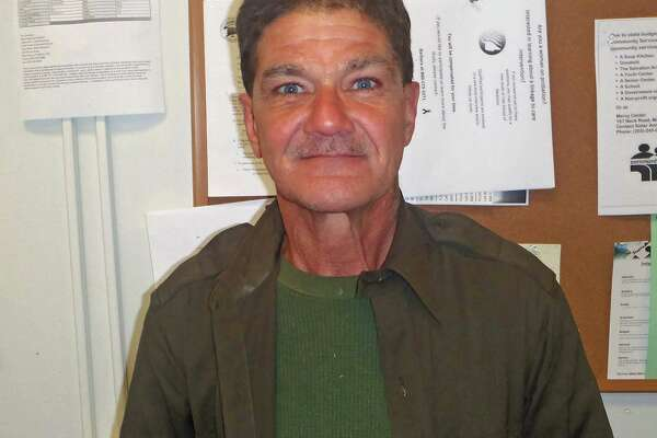 A recent photo of Alfredo Simoes, 57, who died after being hit by a car on Route 34 in Derby on June 23. Police have been unable to locate a next of kin for Simoes, who was believed to be homeless at the time of his death.