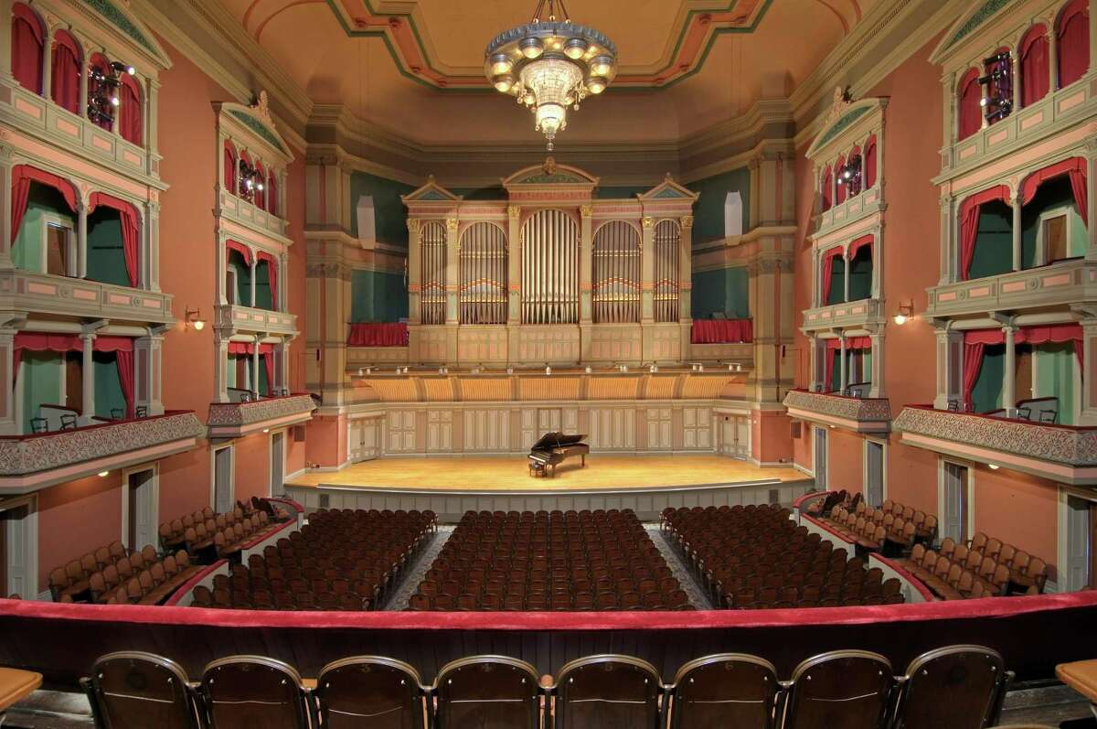 The Troy Savings Bank Music Hall's mission is to enrich the cultural life of the capital region by presenting performances that showcase the world class acoustics of the beautiful and historic Hall. (Courtesy of Troy Savings Bank Music Hall)