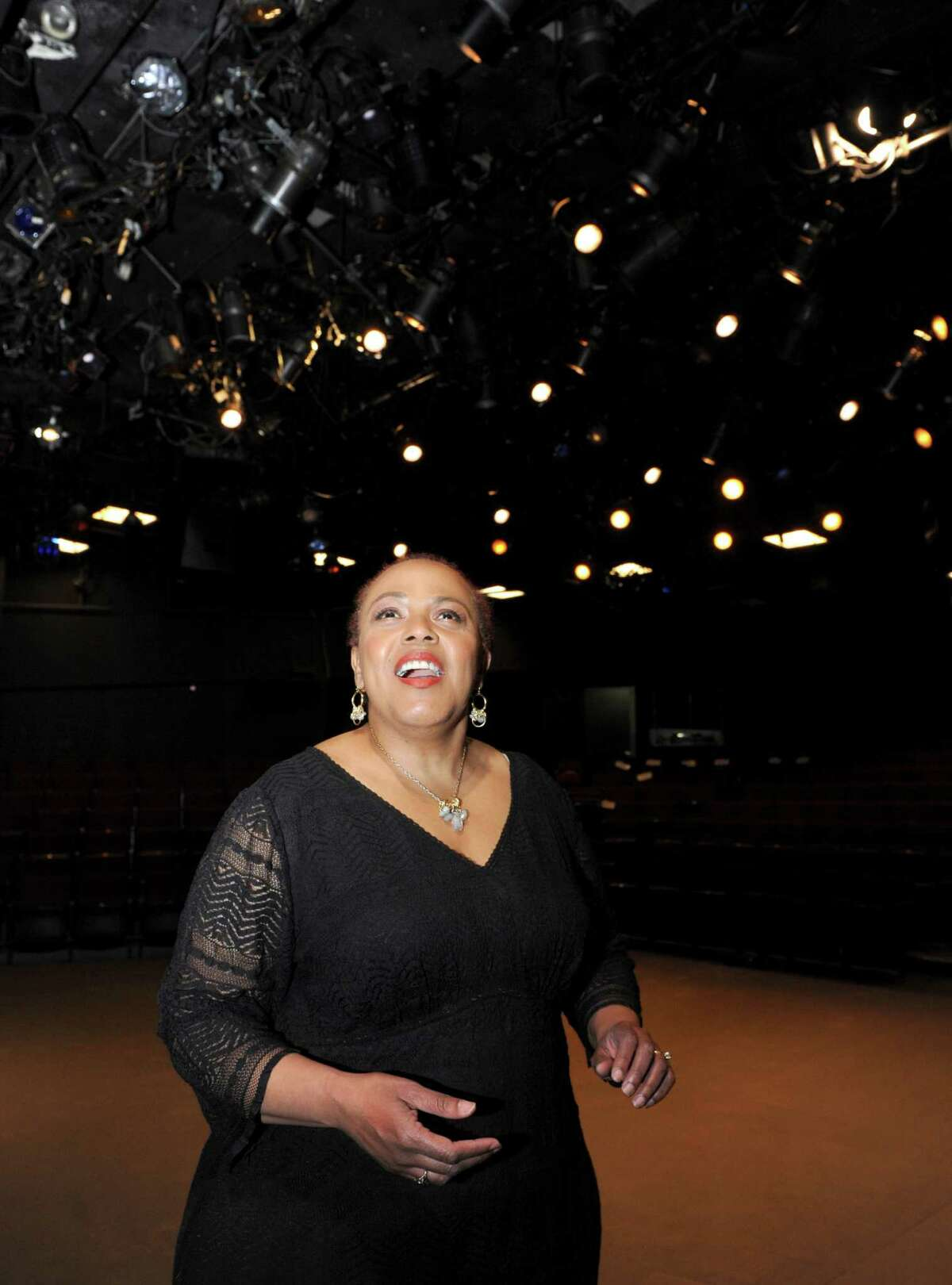 Barbara Howard at Capital Repertory Theatre on Wednesday May 18, 2016 in Albany, N.Y. (Michael P. Farrell/Times Union)