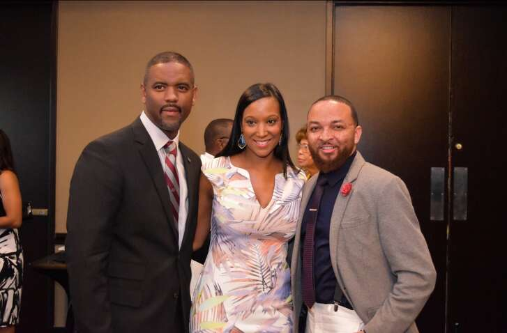 SOCIETYTSU: Texas Southern University's new president Dr. Austin Lane was recently welcomed at a private reception hosted by Mayor Sylvester Turner, Missouri City-­‐Sugar Land Alumni Chapter of Kappa AlphaPsi, Fraternity, Inc. and the Achievement Through Leadership Foundation
