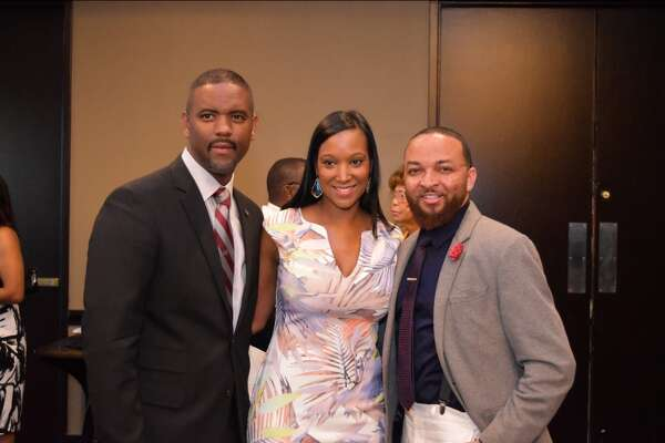 SOCIETYTSU: Texas Southern University's new president Dr. Austin Lane was recently welcomed at a private reception hosted by Mayor Sylvester Turner, Missouri City-‐Sugar Land Alumni Chapter of Kappa AlphaPsi, Fraternity, Inc. and the Achievement Through Leadership Foundation