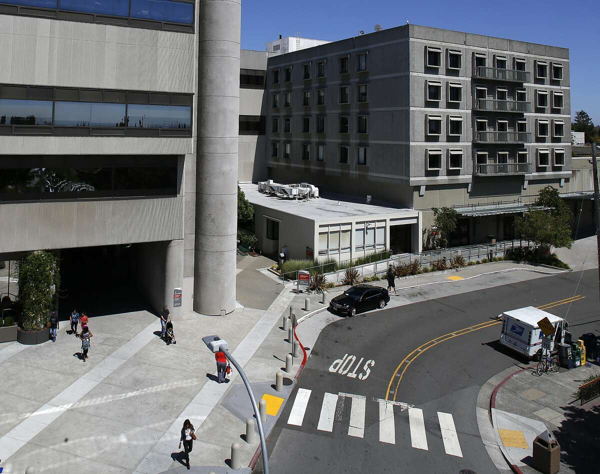 This file photograph shows an overview of Sutter Health Alta Bates Summit Medical Center in Berkeley, Calif. on Monday, June 27, 2016.