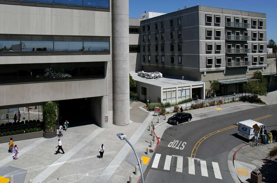 An overview of Sutter Health Alta Bates Summit medical center on Monday, June 27, 2016 in Berkeley, Calif.  The hospital may be closing in 2030. Photo: Liz Hafalia / The Chronicle 2016