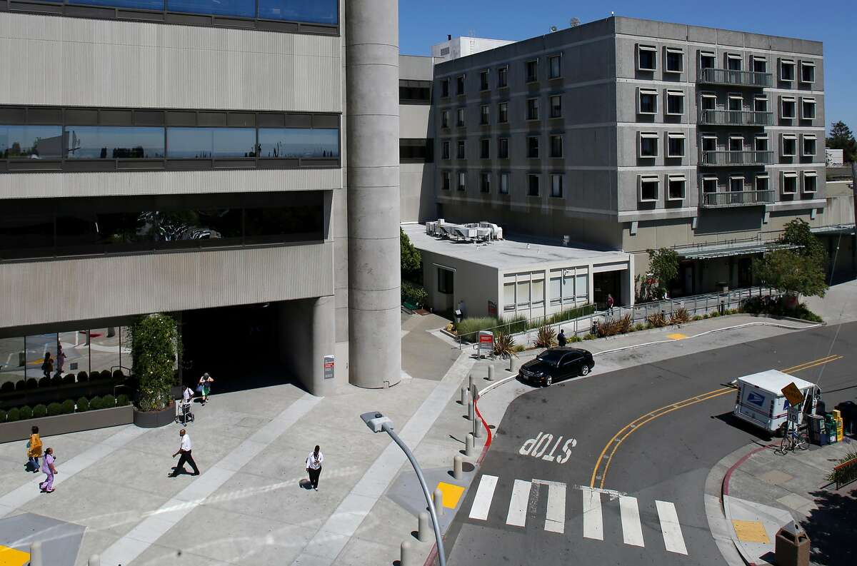 An overview of Sutter Health Alta Bates Summit medical center on Monday, June 27, 2016 in Berkeley, Calif. The hospital may be closing in 2030.