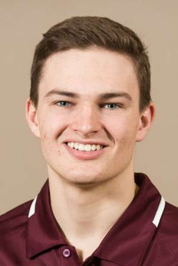 St. John's graduate Jeffrey Lonnecker just completed his freshman season at Trinity University in San Antonio as the Tigers completed a run to their first NCAA Division III College World Series title. Photo: Trinity University