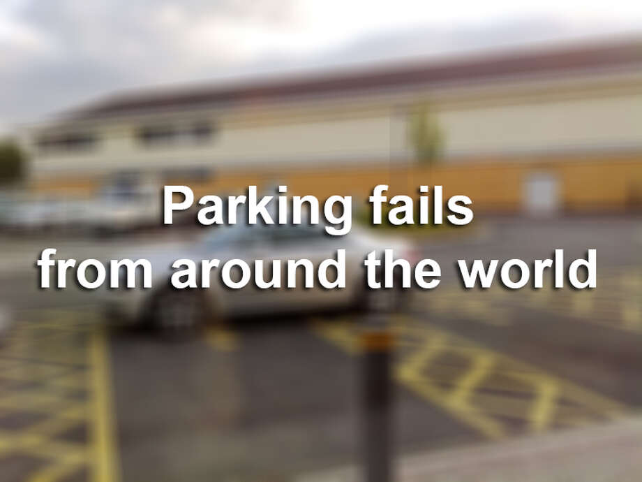 Click ahead to see more parking fails from across the country and around the world. Photo: Iain Cuthbertson/Flickr.com