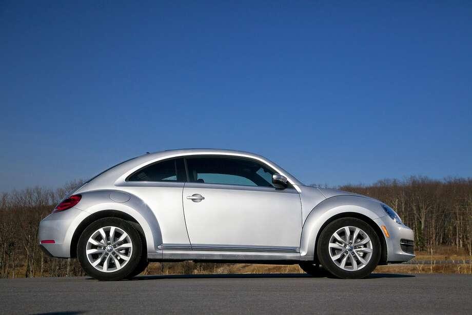 2013 Volkswagen Beetle TDI Photo: Volkswagen