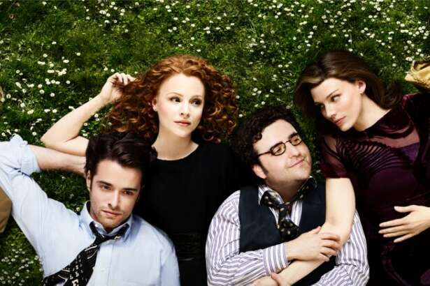 San Antonio native Jessica Collins (far left) is part of the ensemble cast of 'The Interestings' on Amazon Prime, which also stars Lauren Ambrose and Jessica Paré.