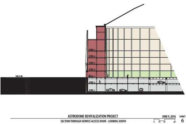 County Judge Lina Hidalgo questions Astrodome redevelopment
