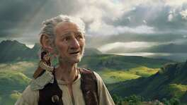 """The BFG"" is the latest in a string of movies based on children's books by Roald Dahl."