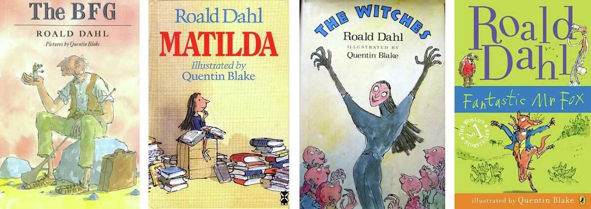 Many of Roald Dahl's books have been adapted into movies.