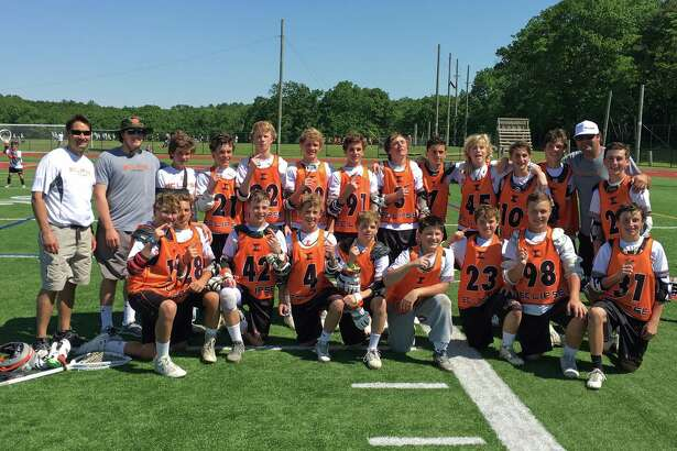 The Eclipse Lacrosse Club at a recent tournament. The team is headed to the World Series of Youth Lacrosse in Denver. June 2016